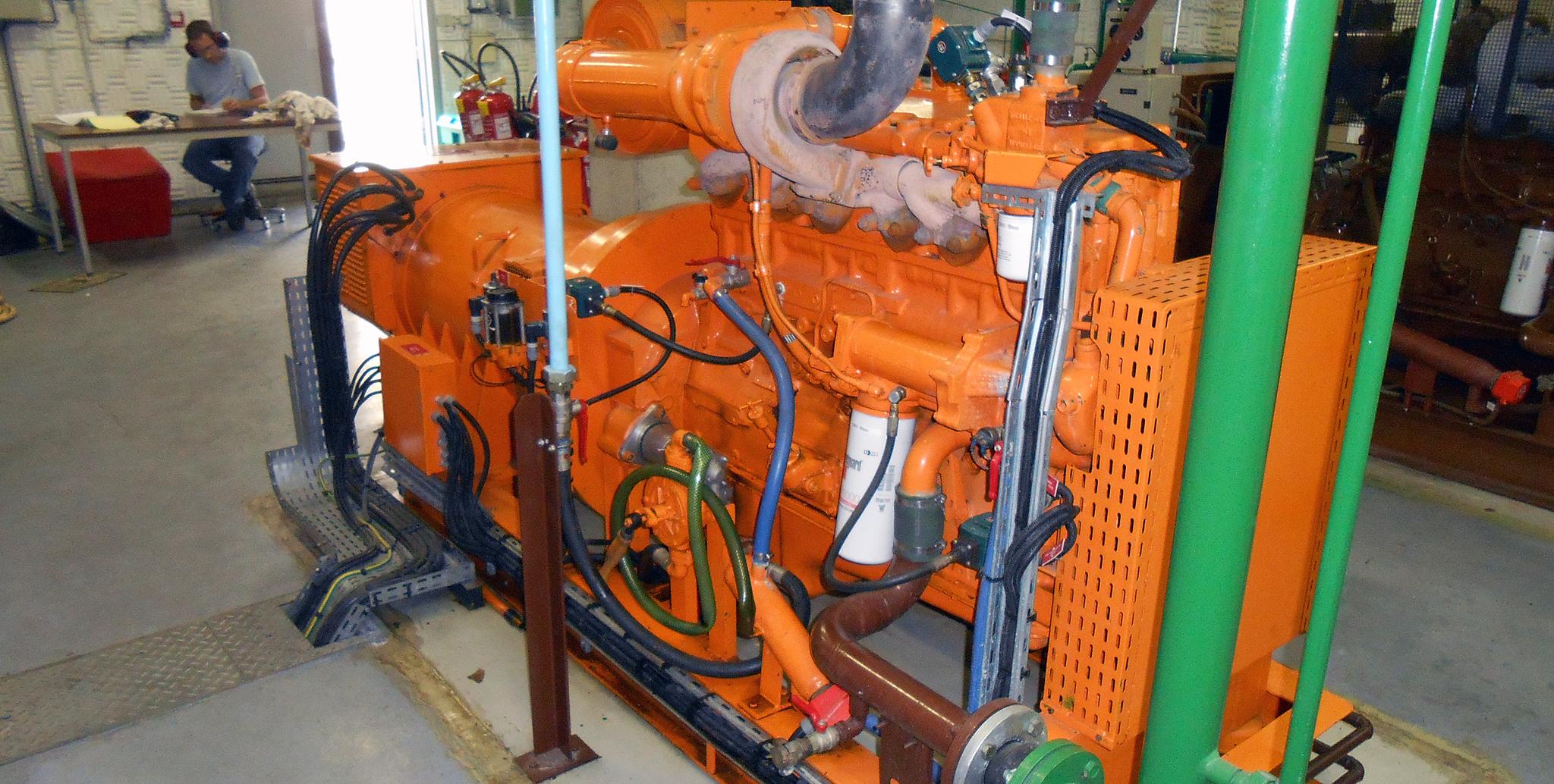 groupes électrogènes vente maintenance et installation