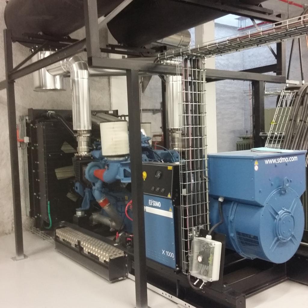 Groupes électrogènes vente maintenance et réparation sarthe 72