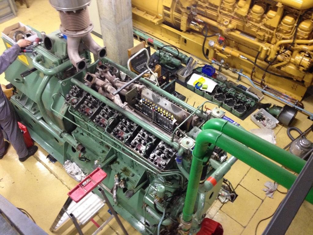Groupes electrogènes dépannage et reparation sur site ou en atelier