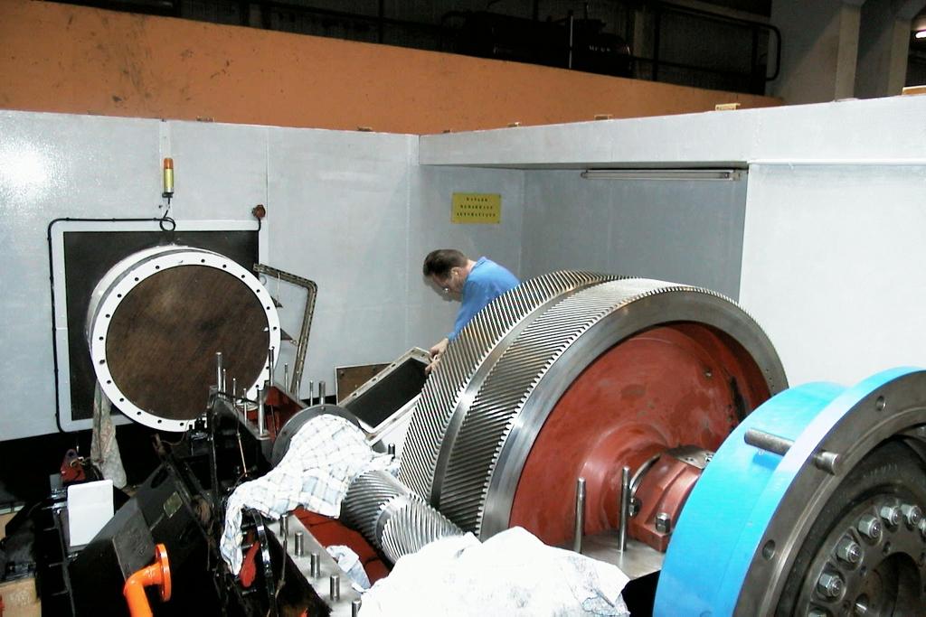 Intervention sur défaut de fonctionnement de votre installation air process